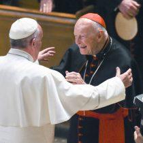No sólo en Chile: papa Francisco ordena la reclusión a un cardenal estadounidense hasta juzgarlo por abusos
