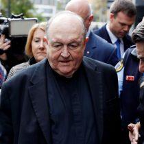 Abusos a menores: Arzobispo australiano condenado a un año de cárcel por encubridor