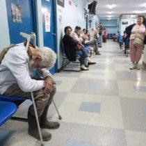 Protección sanitaria en caída libre