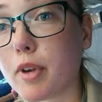 La estudiante sueca que desafió a todo un avión para evitar la deportación de un afgano