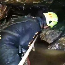 Niños atrapados en Tailandia: cómo son los estrechos túneles inundados que deben atravesar buzos y niños para salir de la cueva