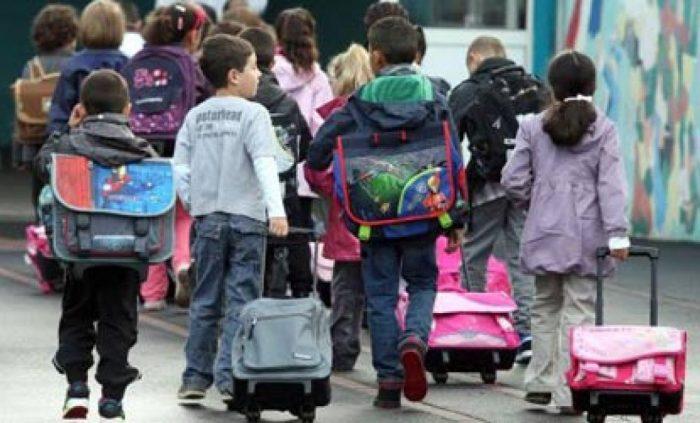 Niños y vuelta a clases