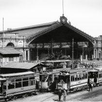La impresionante muestra fotográfica sobre la Estación Central