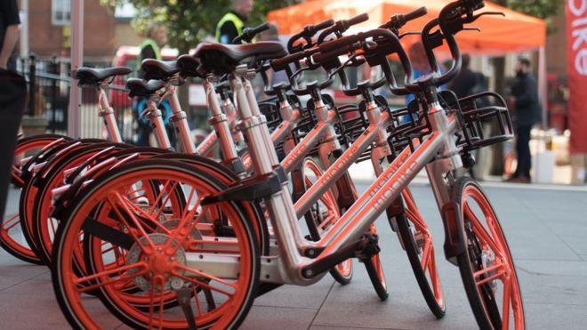 Cómo funciona el alquiler de bicicletas