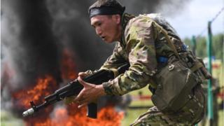 Cómo son los Juegos Militares Internacionales, la competencia de ejercicios bélicos organizados por Rusia