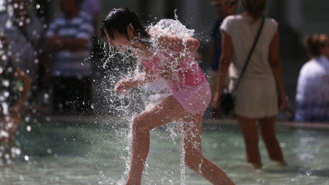 Una ola de calor bate récords en Europa: ¿cuál ha sido la temperatura más alta jamás registrada en la Tierra?