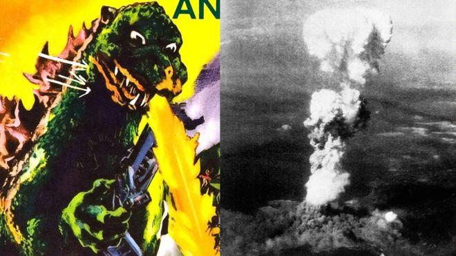 Qué tiene que ver el monstruo de Godzilla con las bombas nucleares de Hiroshima y Nagasaki