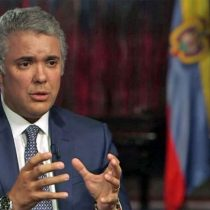 Entrevista con el presidente de Colombia, Iván Duque: