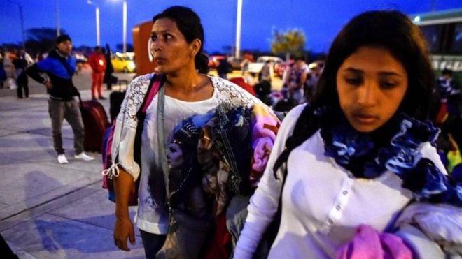 Qué dice el gobierno de Maduro sobre el éxodo de los venezolanos