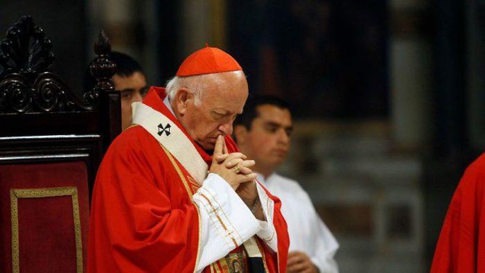 Se acerca el día del Juicio Final para Ezzati: arzobispo de Santiago se baja del Te Deum