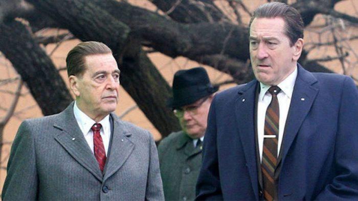 """De Niro, Al Pacino y Scorsese retoman el cine de mafiosos con """"The Irishman"""""""