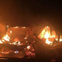 Incendio en hogar de ancianos: 10 mujeres fallecidas