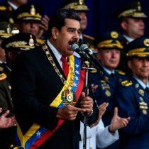Nicolás Maduro culpa a Juan Manuel Santos del atentado: