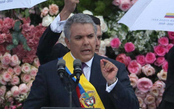 Duque dice que Venezuela es una