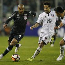 Copa Libertadores: Colo Colo vuelve con pie derecho al vencer a Corinthians por la mínima
