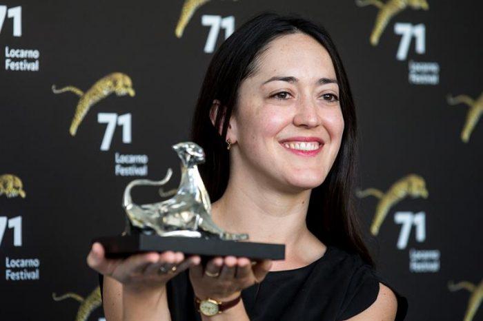Hace historia: la chilena Dominga Sotomayor se convierte en la primera mujer premiada en el Festival de Locarno