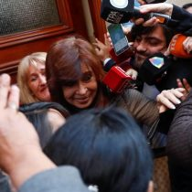 """Cristina Fernández de Kirchner declara por los """"cuadernos de la corrupción"""" y denuncia persecución en su contra"""