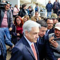 [Lo+comentado] La fallida visita de Piñera a la