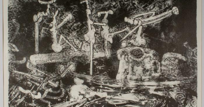 """Exposición """"Matta en la Perrera"""" en Perrera Arte"""