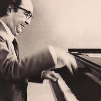Lanzamiento de Antología de destacado pianista Oscar Gacitúa en Teatro Universidad de Chile