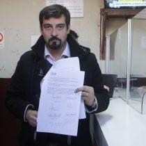 Alcalde de Cerro Navia rechaza medida en torno al uso de armas en La Reina