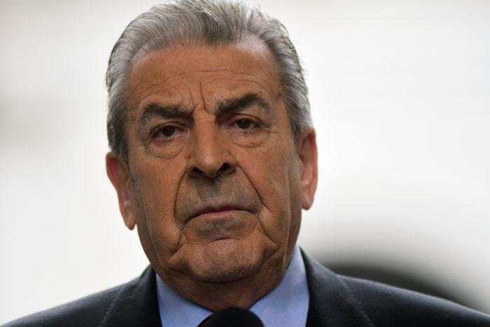 Opta por el silencio: Eduardo Frei evitó referirse al caso del subsecretario Castillo