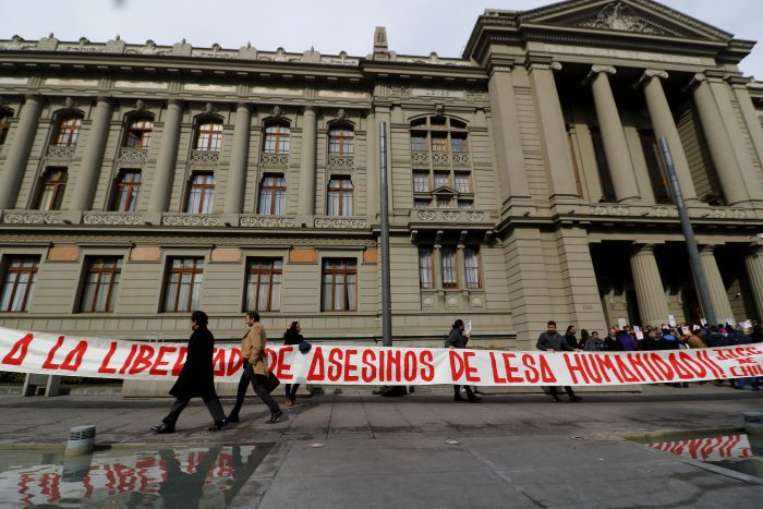 """""""Supremazo"""" en DDHH golpea imagen del Poder Judicial: 54% lo evalúa negativamente"""