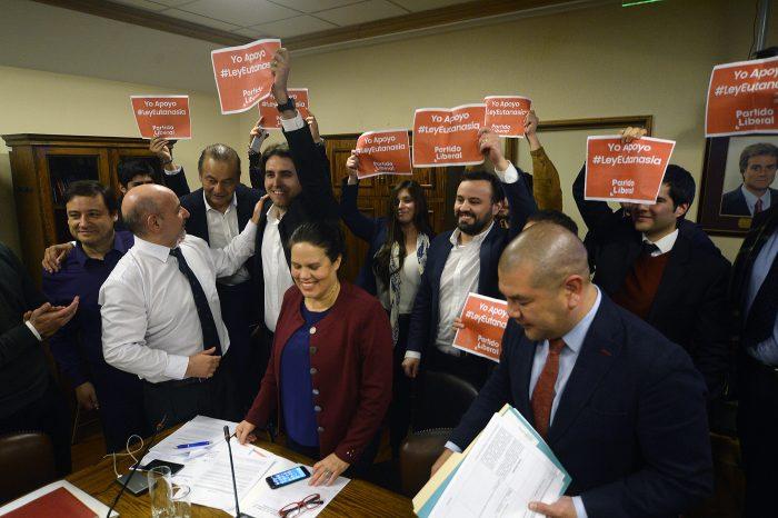 Comisión de Salud aprueba idea de legislar sobre proyecto de ley de eutanasia