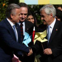 Presidente Piñera anuncia creación de registro civil para hijos no nacidos