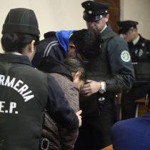 Por parricidio y homicidio calificado: Fiscal de Valparaíso formalizó a autores del crimen de Nibaldo Villegas