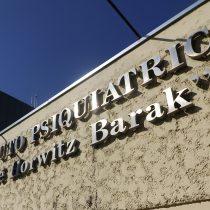 Cinco reos se fugaron del Hospital Psiquiátrico en Recoleta
