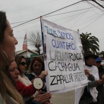 Crisis ambiental en Quintero y Puchuncaví ya suma 301 personas intoxicadas