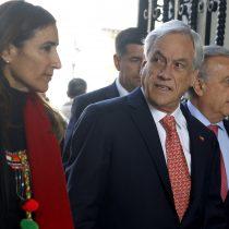 Piñera acusa actitud