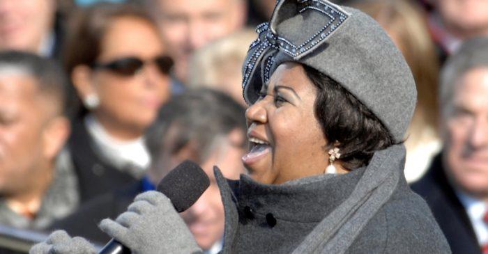 """La cantante Aretha Franklin en estado """"muy grave"""""""