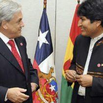 Chile advierte a Evo Morales que no use causa marítima para buscar la reelección