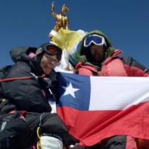 """Pachi Valenzuela revela sus momentos más difíciles en el Everest:  """"A esa altitud, nadie ayuda a nadie"""""""
