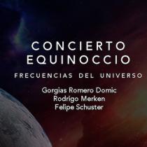 Concierto Equinoccio: Frecuencias del Universo en Planetario USACH