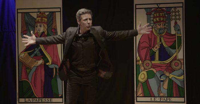 """Psicoteatro """"El Camino de la Autorrealización"""" de Cristóbal Jodorowsky en Teatro Nescafé de las Artes"""