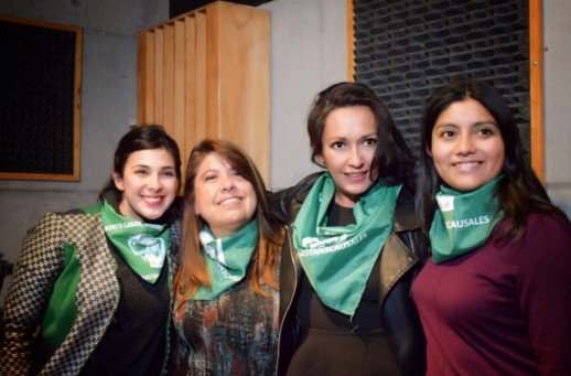 """Todes cantamos """"Vamos Ya!!!"""": Se lanza versión chilena de video en apoyo de ley de aborto legal"""