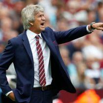 Ya asoman las primeras críticas: West Ham de Pellegrini suma su segunda derrota consecutiva tras caer como local