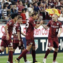 No pierde la magia: el primer golazo de Andrés Iniesta en su nuevo equipo en Japón