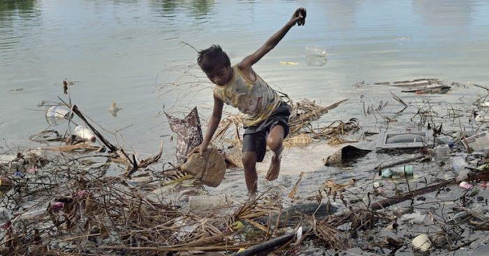 """Exposición """"Where will we go?"""": fotografías ilustran efectos del cambio climático en los óceanos"""