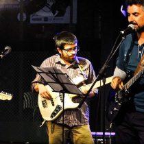 Convención Rock & Poesía en Barrio Brasil