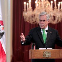 """Con un anuncio demasiado generalista, Piñera revela su """"modernización tributaria"""""""