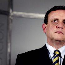 El mea culpa del rector Sánchez: