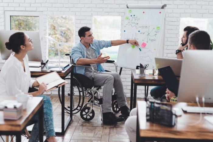 Expo Inclusión: consejos para que una persona con discapacidad encuentre trabajo