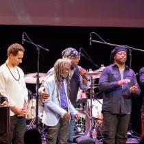 Miles Electric Band: llega a Chile la agrupación formada por alumnos y baterista de Miles Davis