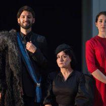 "Obra ""El presidente"" de Thomas Bernhard en Teatro Nacional Chileno"
