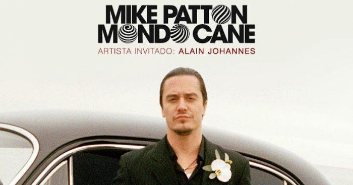 Mike Patton en Chile: Alain Johannes abrirá shows de Mondo Cane