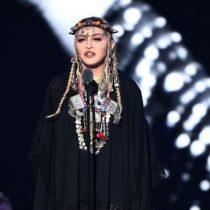 Al final solo se trataba de ella: el cuestionado homenaje a Aretha Franklin de Madonna en el MTV Awards